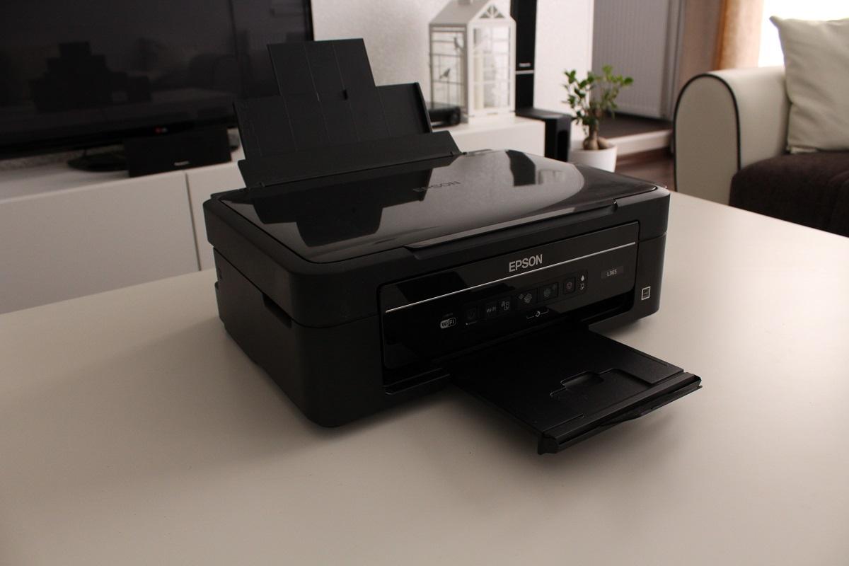 e9fb8082e Multifunkčná tlačiareň so skenerom, Wi-Fi a tankovacím systémom Epson L365  (foto: 3Digital.sk)